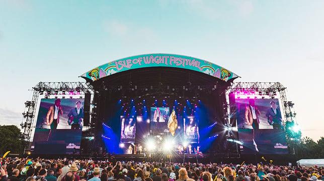 Isle of Wight Festival event